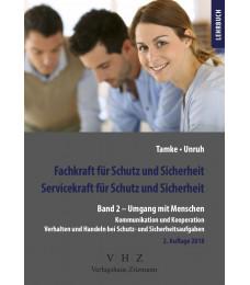 Fachkraft für Schutz und Sicherheit – Lehrbuch Band 2 – Umgang mit Menschen
