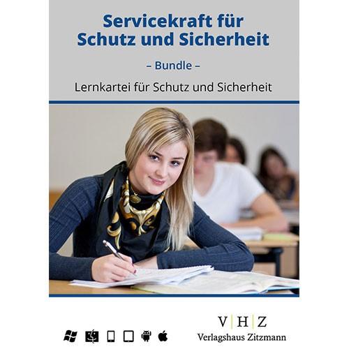 Servicekraft für Schutz und Sicherheit – Bundle