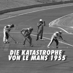 Die Katastrophe in Le Mans
