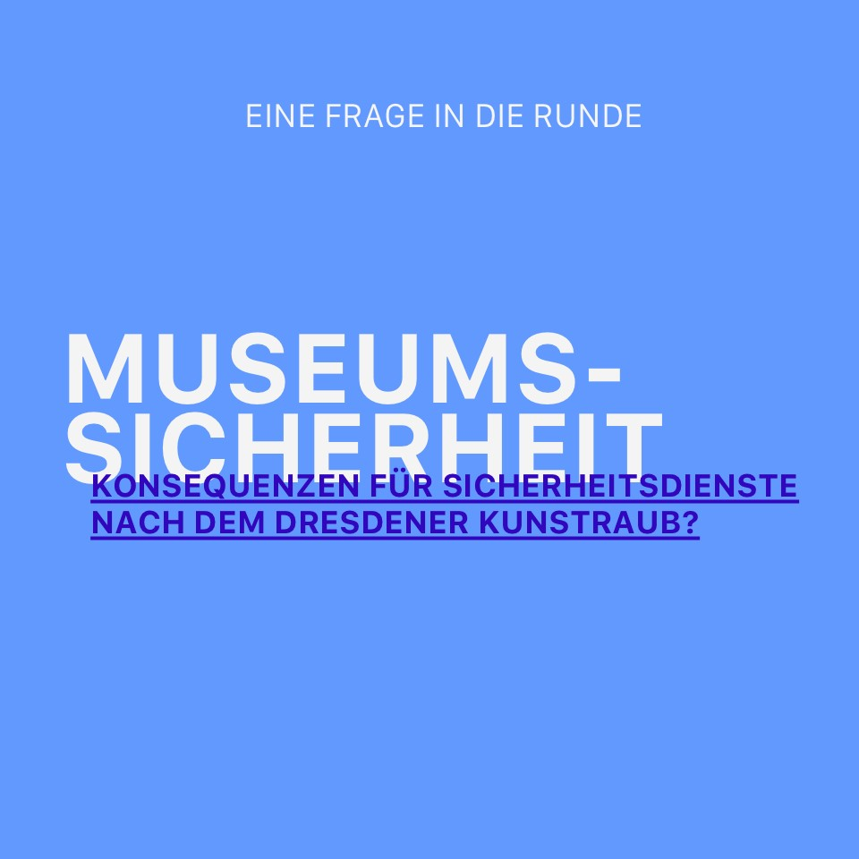 Museumssicherheit