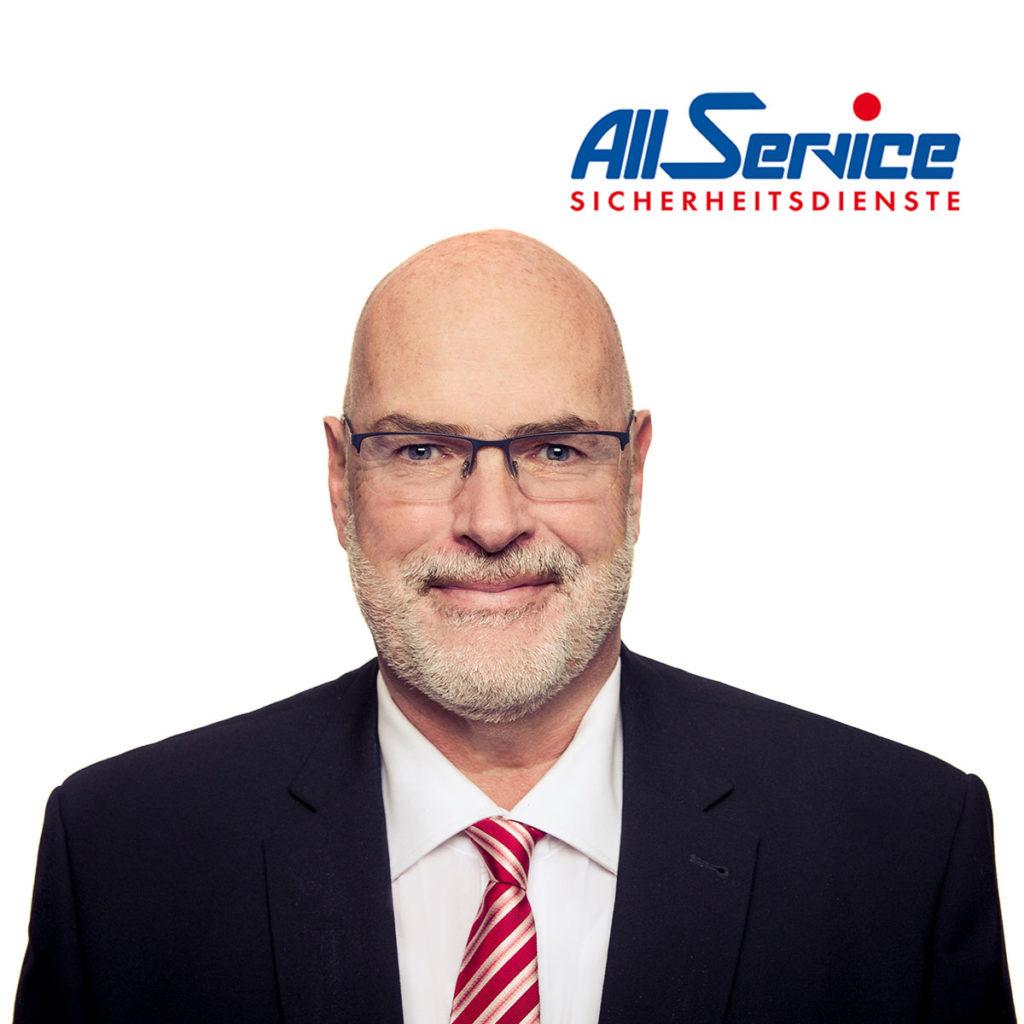 Peter Haller - seit 30 Jahre bei der All Service Sicherheitsdienste GmbH