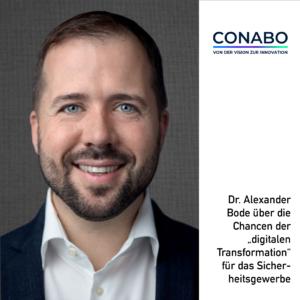 Interview mit Dr. Alexander Bode