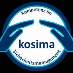 Profilbild von kosima - Kompetenz im Sicherheitsmanagement UG (haftungsbeschränkt)